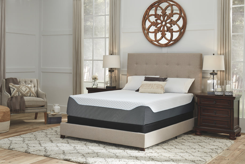 14 Inch Chime Elite Sierra Sleep by Ashley Memory Foam Mattress