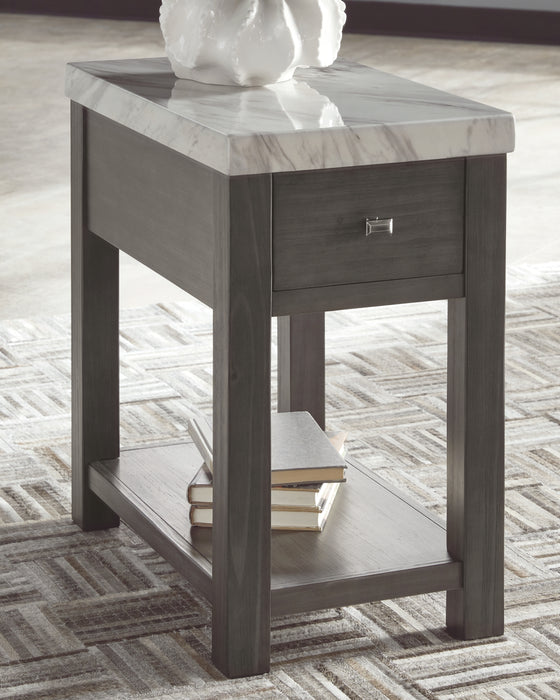 Vineburg Signature Design by Ashley End Table Chair Side