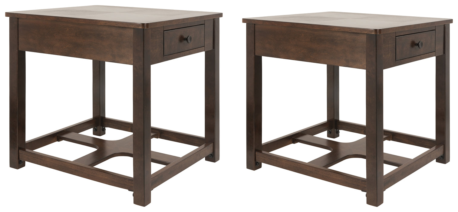 Marion 2-Piece End Table Set