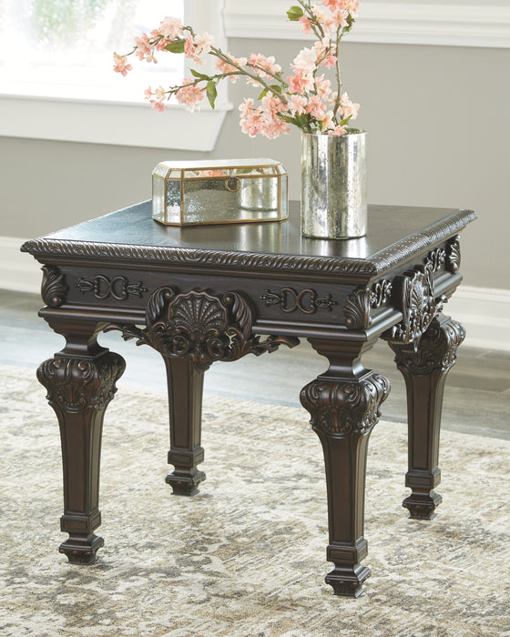 Brynhurst Signature Design by Ashley End Table