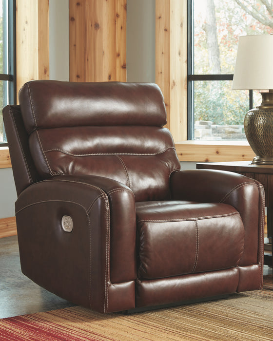 Sessom Signature Design by Ashley Recliner