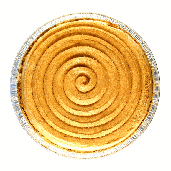 Pumpkin Spice Cream Pie
