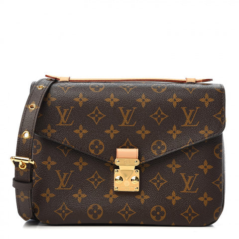 LOUIS VUITTON Monogram Metis Shoulder Bag