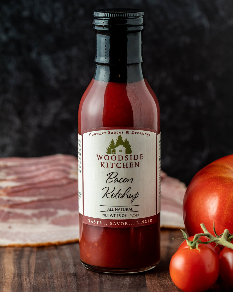 Woodside Kitchen Bacon Ketchup - Stoltzfus Meats