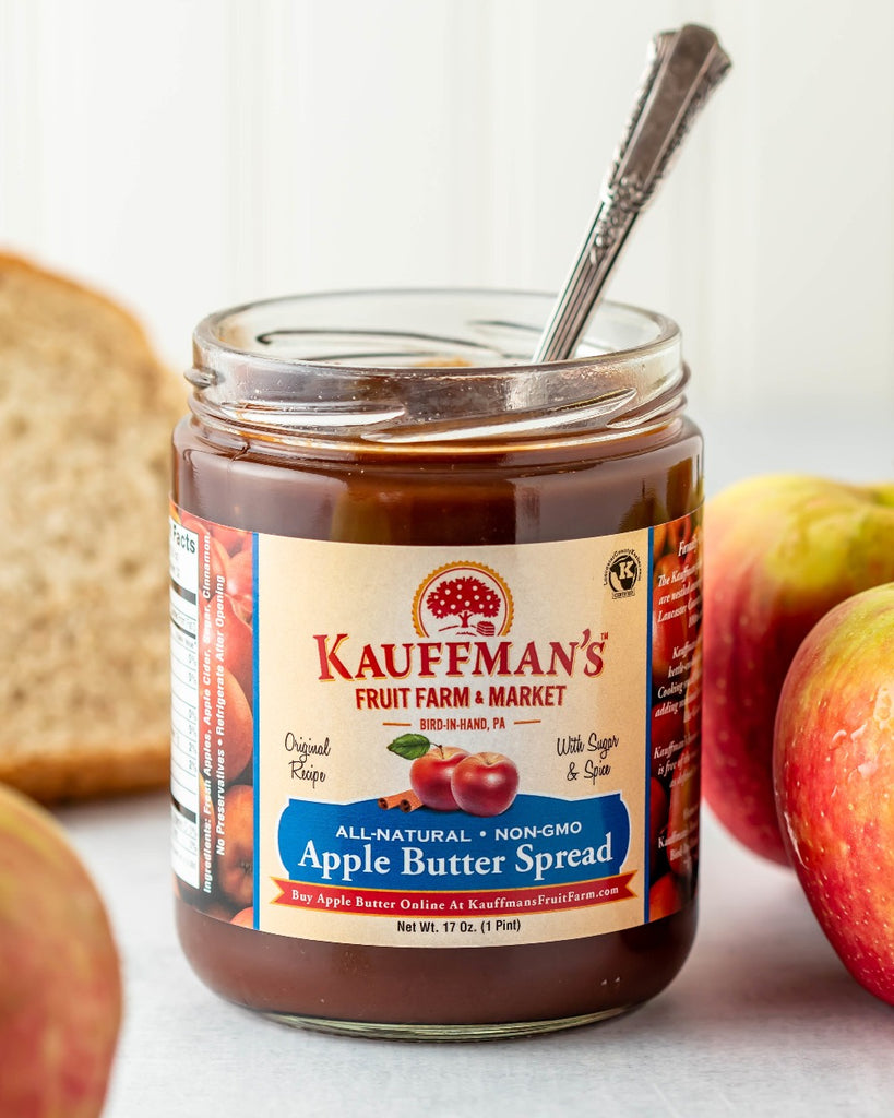 Kauffman's Apple Butter - Stoltzfus Meats