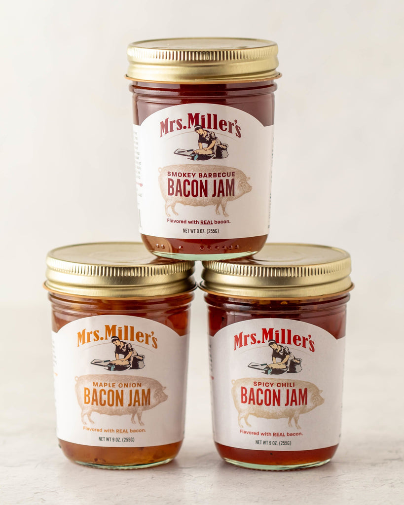 Mrs. Miller's Bacon Jam - Stoltzfus Meats