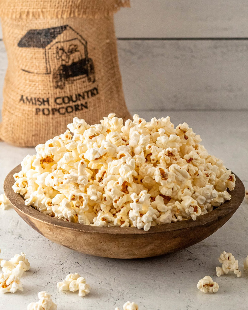 Amish Country Yellow Popcorn - Stoltzfus Meats