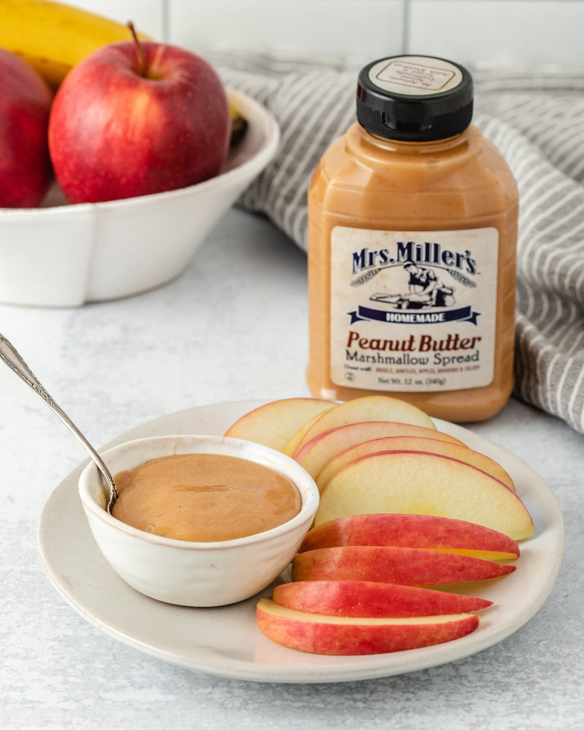 Amish Peanut Butter Spread - Stoltzfus Meats