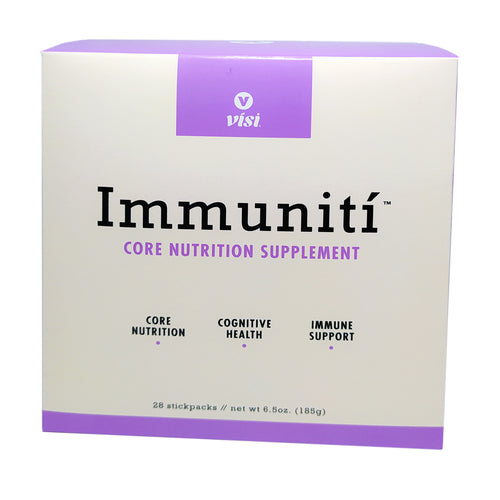 Immuniti - Core Nutrition Supplement | Premier Health Check