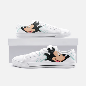 "Chaussures Canvas ""Mickey Mouse"""