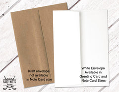 envelope color choices