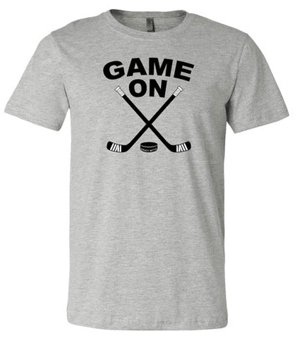 Game On Kids Hockey Shirt