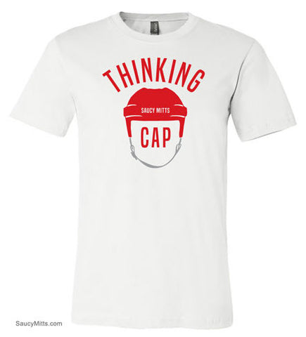 Thinking Cap Hockey Shirt