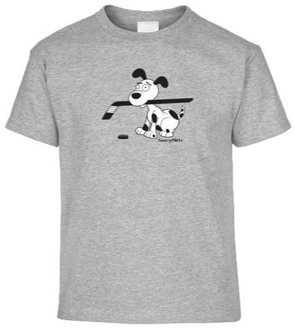 Hockey Dog Youth Shirt