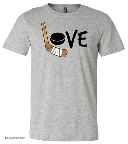 Love Hockey Shirt