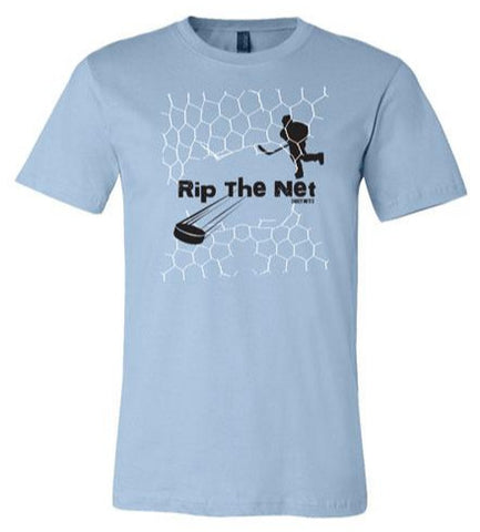 Rip the Net Hockey Shirt