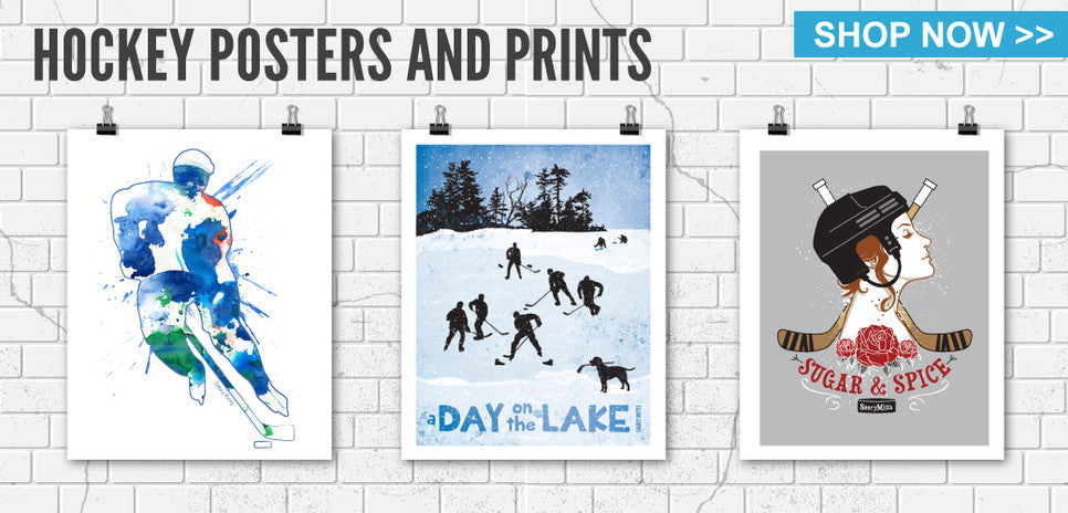 hockey posters and prints