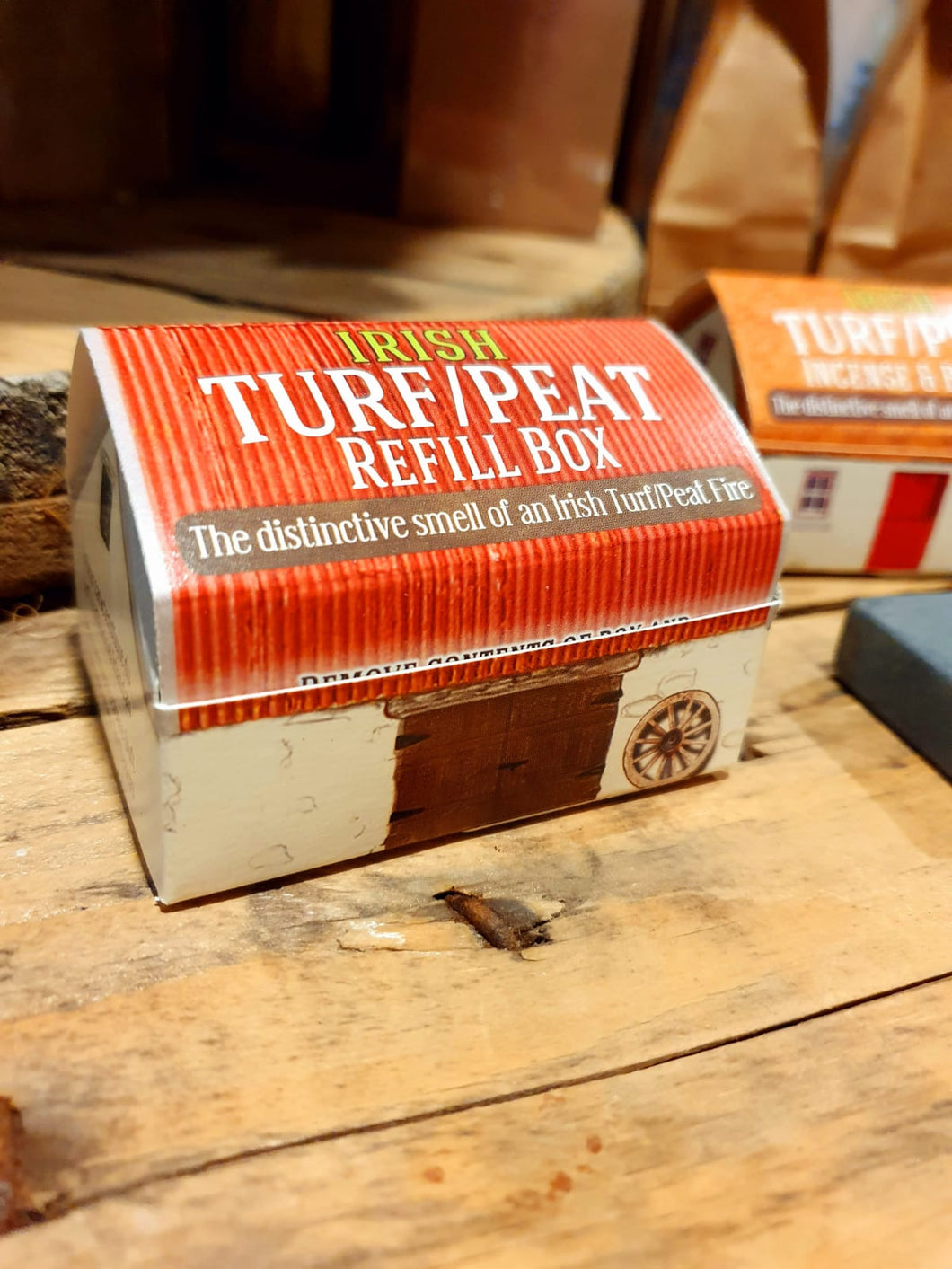 Irish Peat/Turf Incense Refills for your Irish Cottage/Pub
