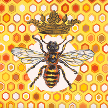 Load image into Gallery viewer, 'Queen Bee'
