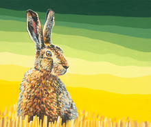 Load image into Gallery viewer, 'Hare in the Barley'