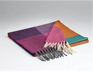 Lambswool Scarf by McNutt of Donegal