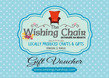 Load image into Gallery viewer, Wishing Chair Gift Voucher