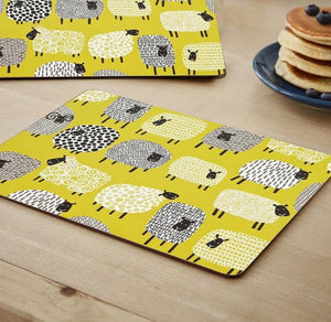 Sheep Dinner Placemats