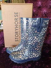 Load image into Gallery viewer, Patterned Rain Boots / Wellington Boots