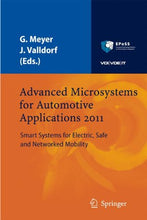 Load image into Gallery viewer, Advanced Microsystems for Automotive Applications 2011: Smart Systems for Electric, Safe and Networked Mobility (VDI-Buch)