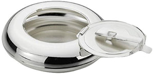 Visol Bertucci Silver Plated Cigarette Ashtray