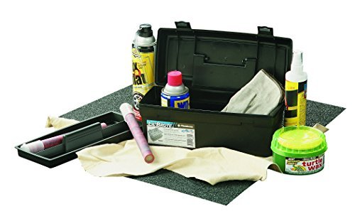 Flambeau 13805 Lil' Brute Tool Box with Lift-Out Tray, 13-Inch by Flambeau