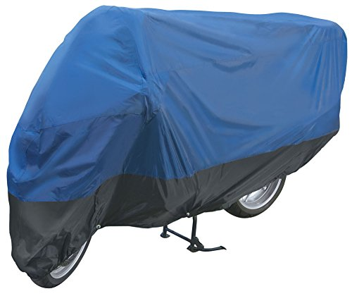 Highland 9480000 Motorcycle Cover with Storage Bag