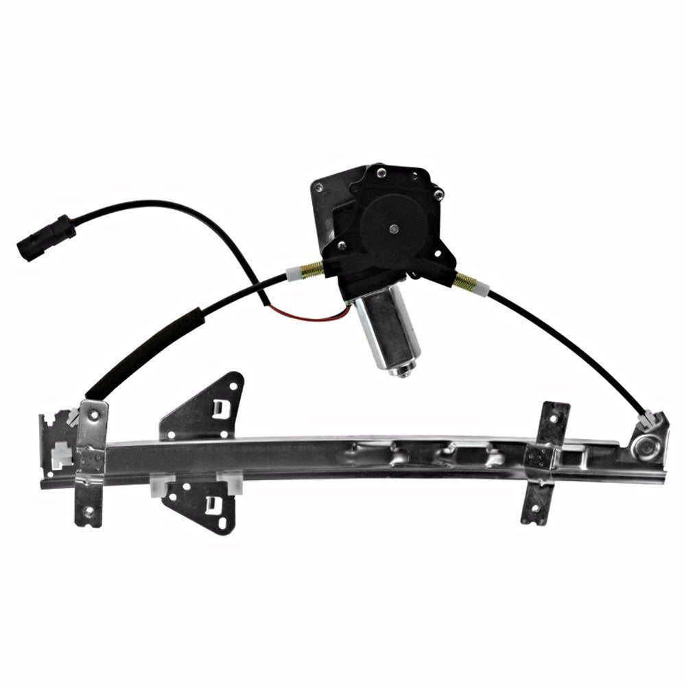 Fits 98-03 Durango 00-04 Dakota Quad CAB Power Window Motor Regulator Rear Left