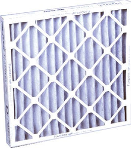 "PRECISIONAIRE 84355.021625 PLEATED PANEL AIR FILTER 16"" X 25"" X 2"""