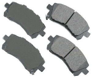 Akebono ACT721 Brake Pad Set