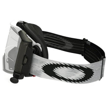 Load image into Gallery viewer, Oakley Airbrake MX Goggles with Race Ready Roll-Off System (Matte White Speed Frame/Clear Lens)