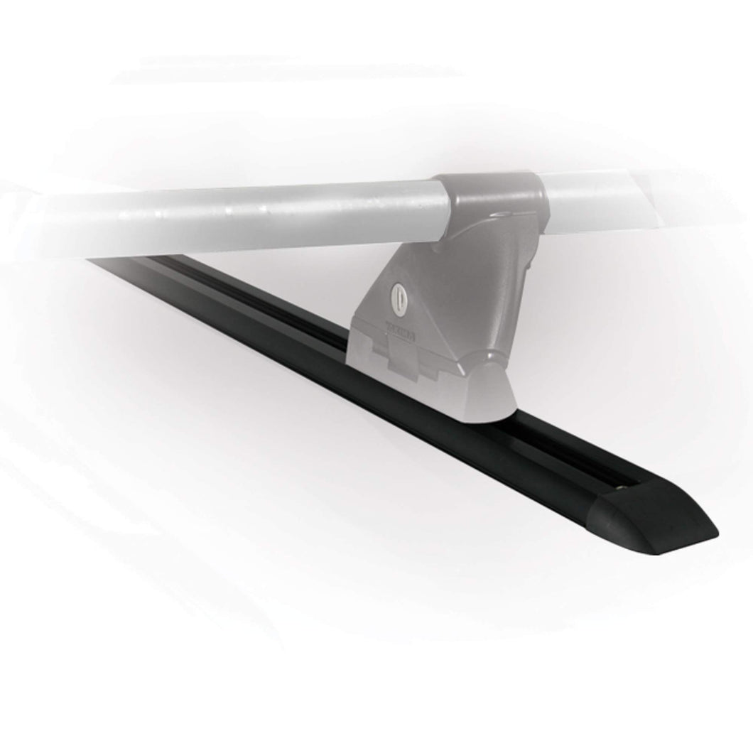 yakima - Tracks w/PlusNuts, Low Profile Track for Rooftop Car Rack System, 42 inch