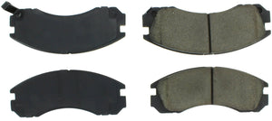 StopTech 309.05300 Street Performance Front Brake Pad