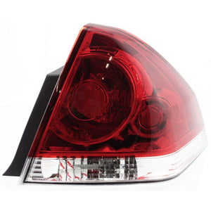 Tail Light for Chevrolet Impala 06-13 Impala Limited 14-16 Assembly Right Side