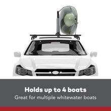 Load image into Gallery viewer, yakima - BigStack Rooftop Mounted Boat Rack for Vehicles, Carries Up to 4 Boats