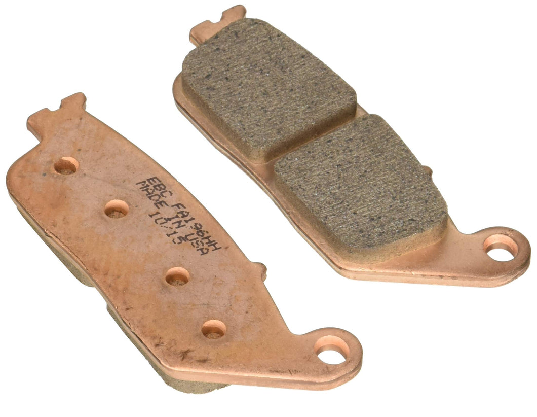 EBC Double-H Sintered Brake Pads FA196HH