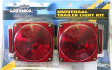 Load image into Gallery viewer, Optronics TL8RK Universal Mount Combination Tail Light Kit