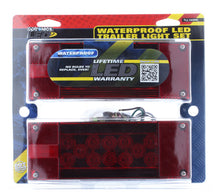 Load image into Gallery viewer, Optronics TLL160RK Red LED Combination Tail Light Kit