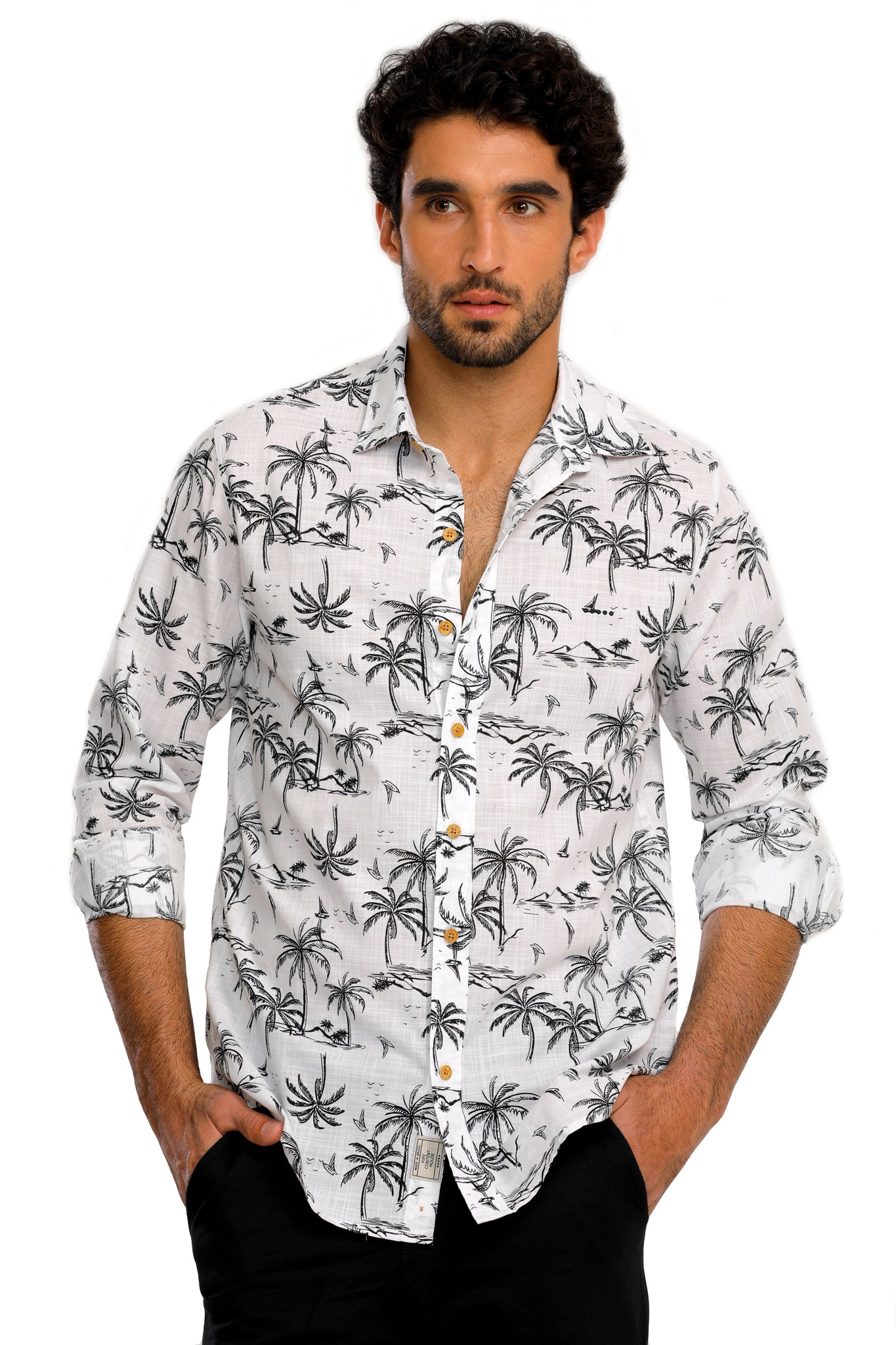 Camisa Coconut Tree-Camisa-Pipe Content House