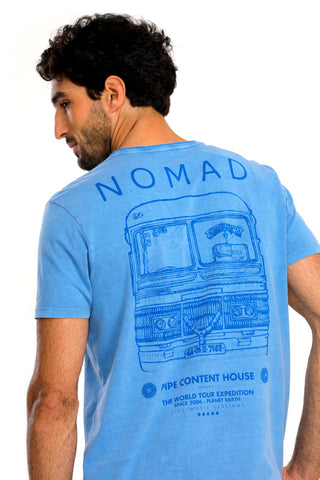 Camiseta Indian Bus-Camiseta-Pipe Content House