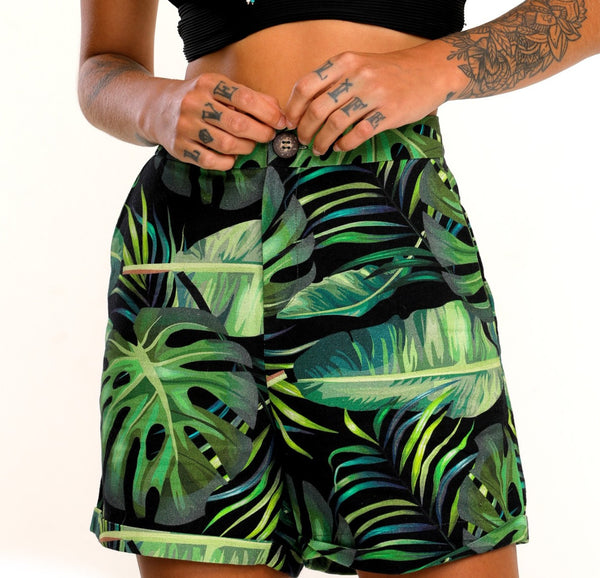 Shorts Tropical-Shorts-Pipe Content House