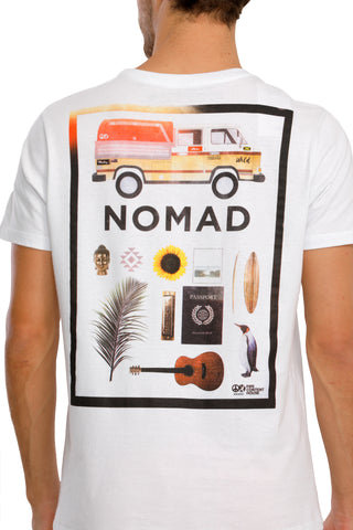 Camiseta Nomad Essentials-Camiseta-Pipe Content House