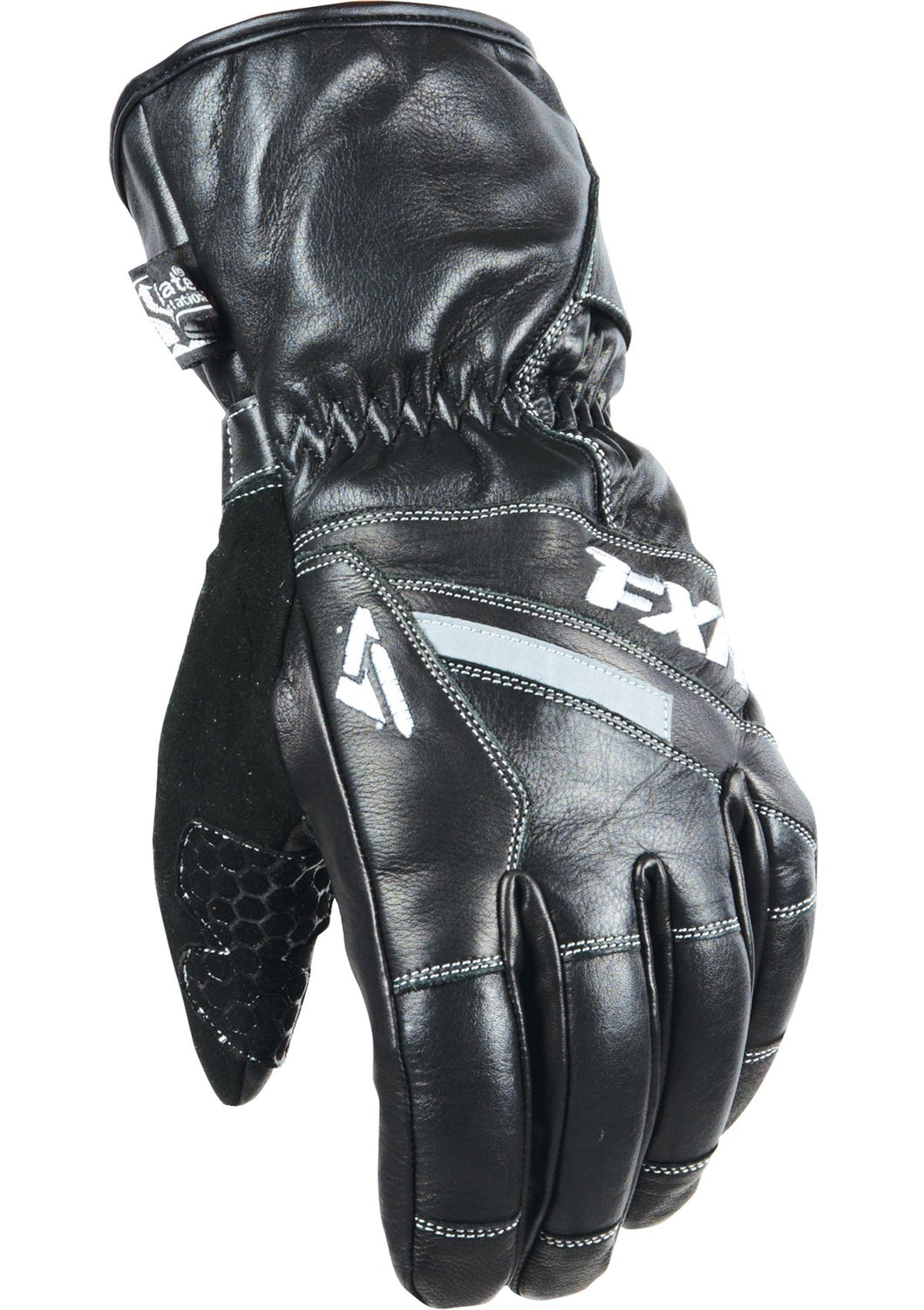 Leather Short Cuff Gloves