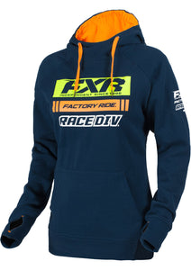 W Race Division Pullover Hoodie