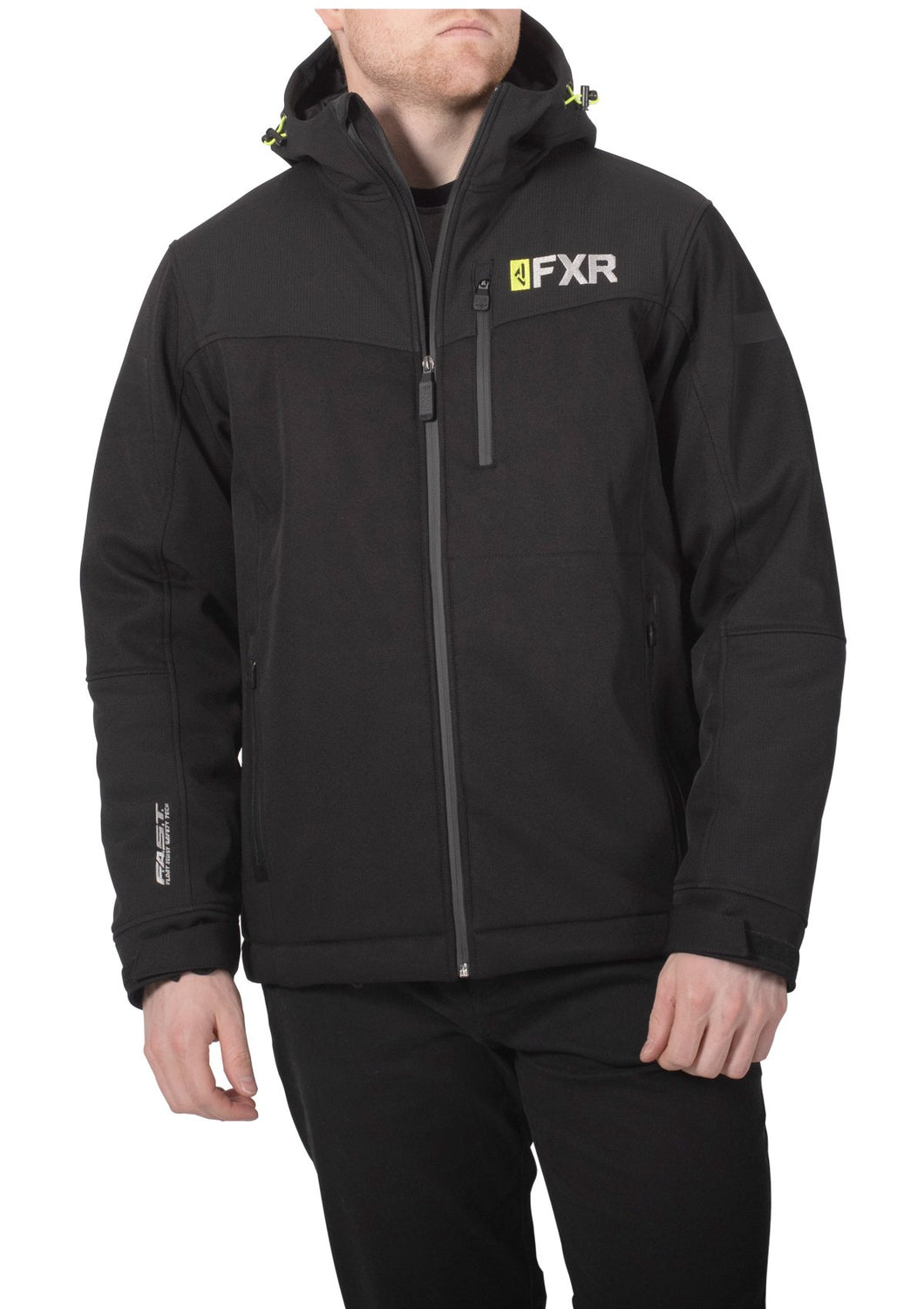 M Vertical Pro Ins Softshell Jacket 20